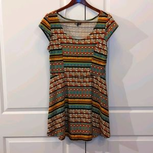 Vibe Sportswear print dress - SS100